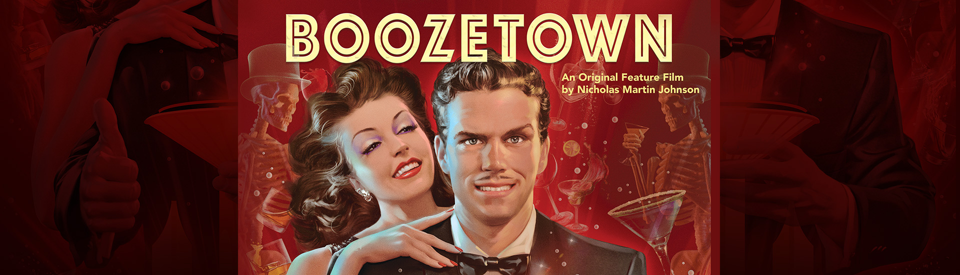 Boozetown | by Nicholas Martin Johnson