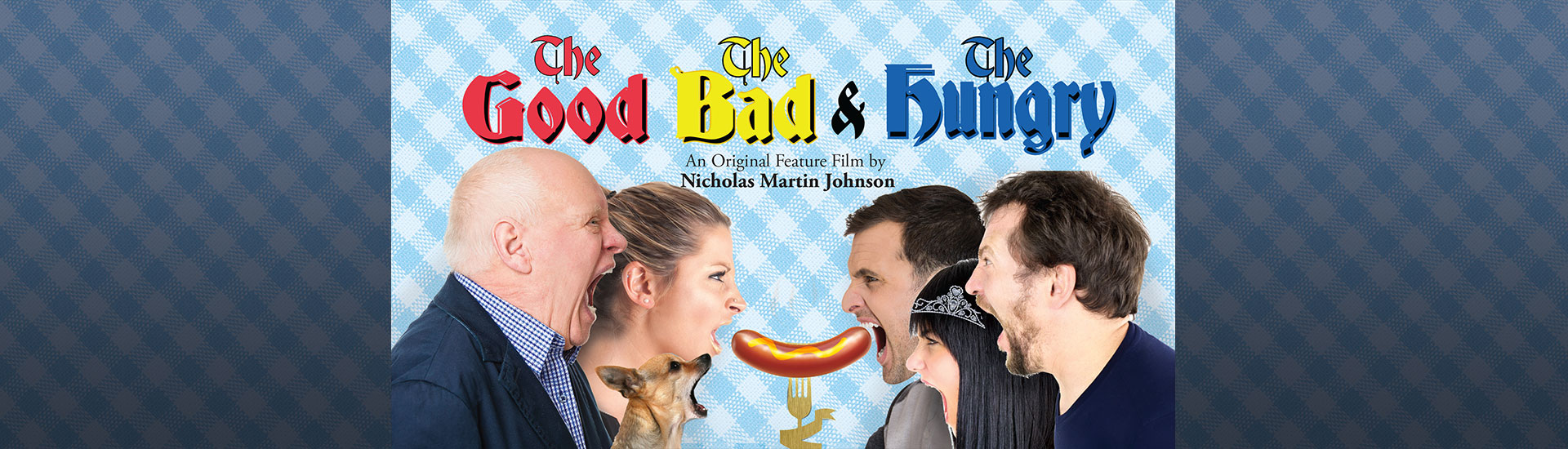 The Good The Bad & The Hungry | by Nicholas Martin Johnson
